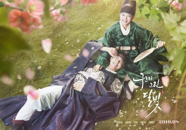 Park Bo Gum và Kim Yoo Jung đối đầu trực tiếp trên đường đua phim Hàn- Ảnh 1.