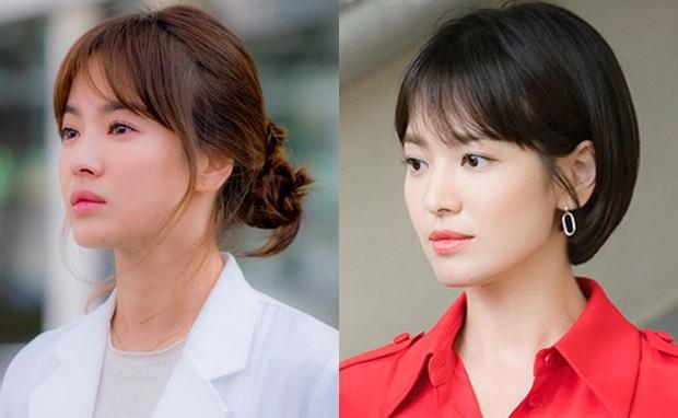 Loạt bằng chứng bóc trần thói mê trai, ham tiền của Song Hye Kyo từ thời Hậu Duệ Mặt Trời cho tới Encounter - Ảnh 1.