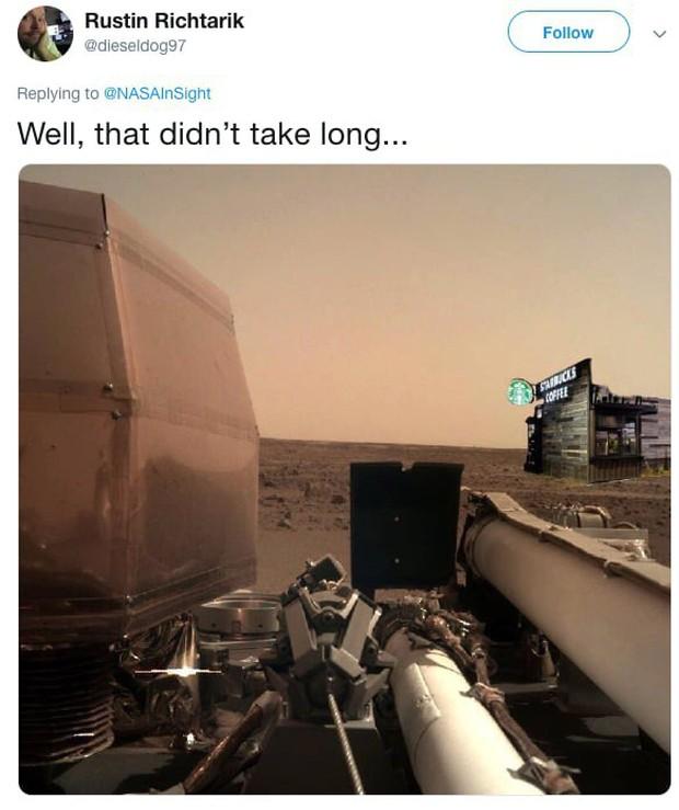 Hay tin NASA đưa tàu thăm dò lên Hỏa Tinh, dân mạng mở ngay cuộc thi chế meme ngoài vũ trụ - Ảnh 12.