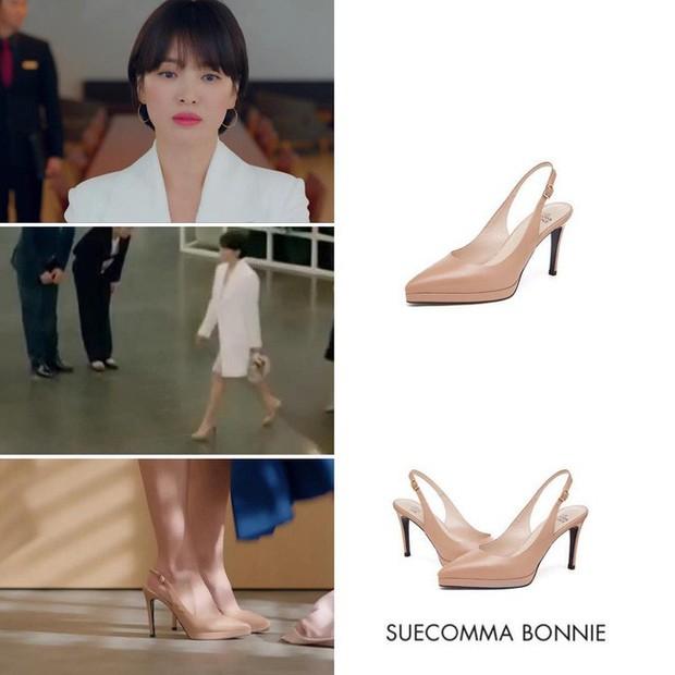 """Phim vừa chiếu, Song Hye Kyo đã """"bị"""" soi ngay style đơn giản mà mang giày 7 triệu, túi 80 triệu đồng - Ảnh 3."""