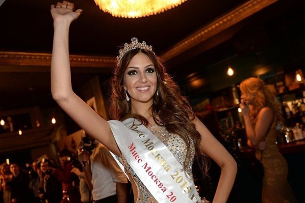 Ảnh: Nhan sắc hoa hậu Moscow (Nga) vừa kết hôn với quốc vương Malaysia - Ảnh 3.