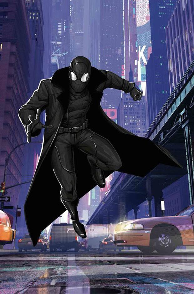 """Điểm mặt dàn Người Nhện tề tựu trong """"Spider-Man: Into the Spider-Verse"""" (Phần cuối) - Ảnh 4."""