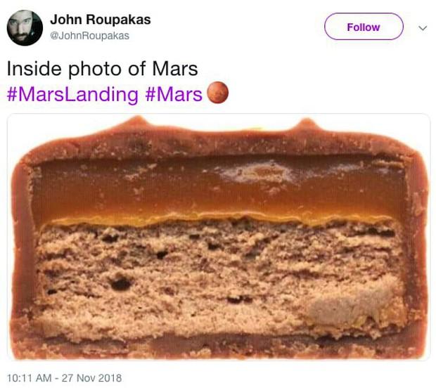 Hay tin NASA đưa tàu thăm dò lên Hỏa Tinh, dân mạng mở ngay cuộc thi chế meme ngoài vũ trụ - Ảnh 4.