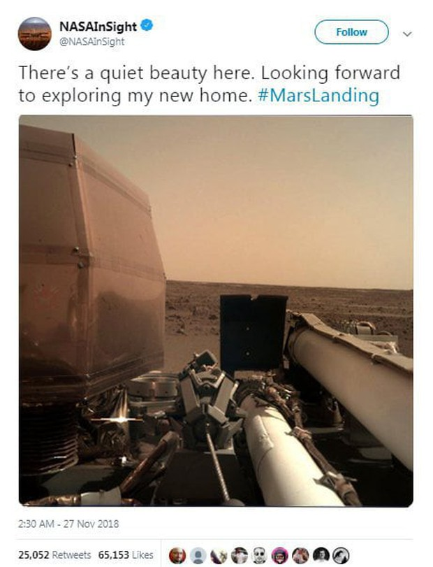 Hay tin NASA đưa tàu thăm dò lên Hỏa Tinh, dân mạng mở ngay cuộc thi chế meme ngoài vũ trụ - Ảnh 7.