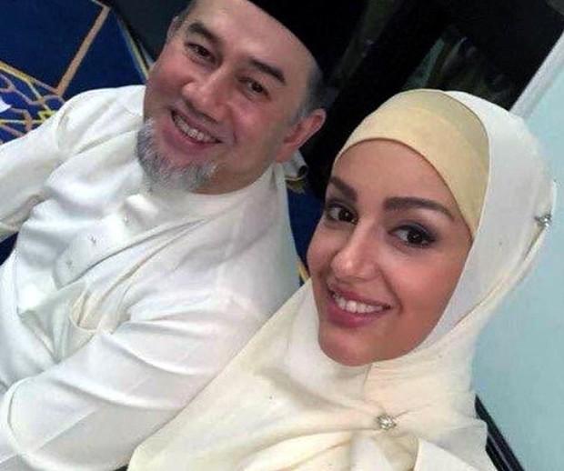 Ảnh: Nhan sắc hoa hậu Moscow (Nga) vừa kết hôn với quốc vương Malaysia - Ảnh 8.