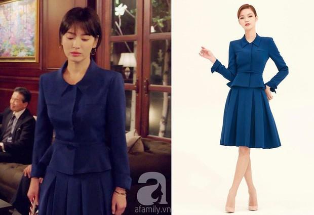 """Phim vừa chiếu, Song Hye Kyo đã """"bị"""" soi ngay style đơn giản mà mang giày 7 triệu, túi 80 triệu đồng - Ảnh 8."""