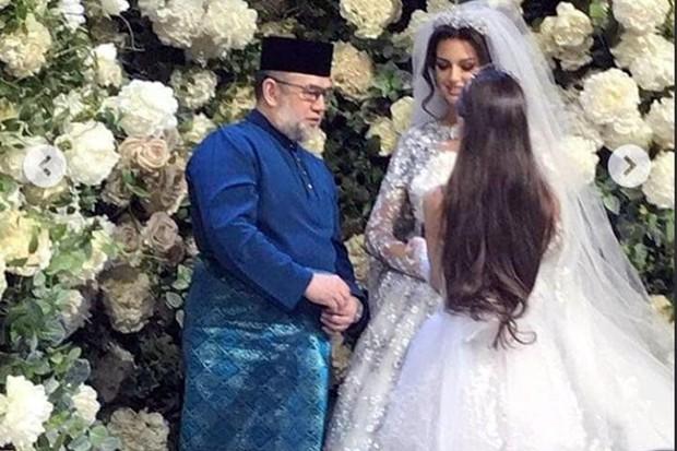 Ảnh: Nhan sắc hoa hậu Moscow (Nga) vừa kết hôn với quốc vương Malaysia - Ảnh 10.