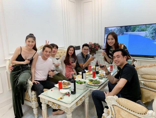 Dương Khắc Linh và Ngọc Duyên lần đầu công khai xuất hiện cùng nhau sau 2 tuần thừa nhận tình cảm - Ảnh 1.