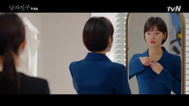 Encounter tập 1: Trâm anh thế phiệt là vậy nhưng Song Hye Kyo vẫn bào chàng sinh viên nghèo Park Bo Gum - Ảnh 1.