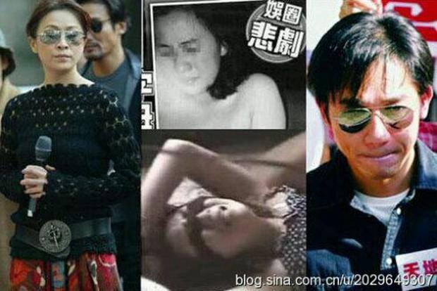 Lam Khiết Anh - Lưu Gia Linh: Học chung lớp, cùng chịu bi kịch bị làm nhục nhưng kẻ thành Nhất tỷ Cbiz, người cô độc chết thảm - Ảnh 12.
