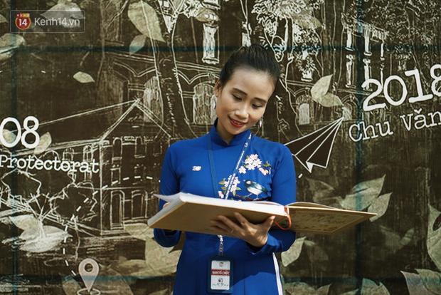Gặp cô giáo dạy Văn, người mẹ hiền 18 năm nay của biết bao thế hệ học sinh trường Chu Văn An - Ảnh 5.