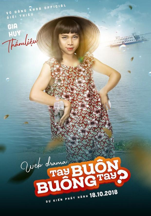 Bà dì bán hột é siêu duyên khiến web drama Tay Buôn, Buông Tay tập 2 đạt 2 triệu view chỉ sau 1 ngày - Ảnh 6.
