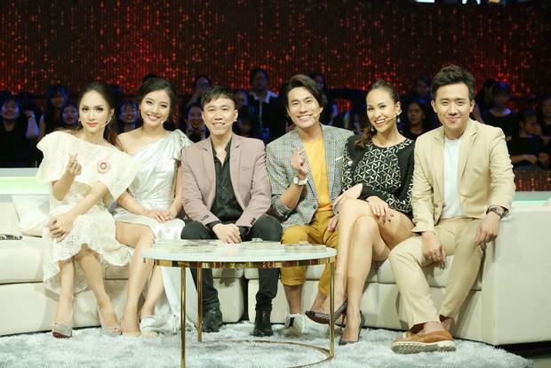 Người ấy là ai: Hương Giang ôm mặt tiếc nuối khi biết chàng thơ team Noo Phước Thịnh còn độc thân - Ảnh 1.