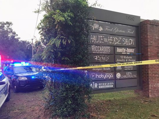 Nổ súng bắn bị thương 4 người tại phòng tập Yoga rồi tự sát - Ảnh 1.