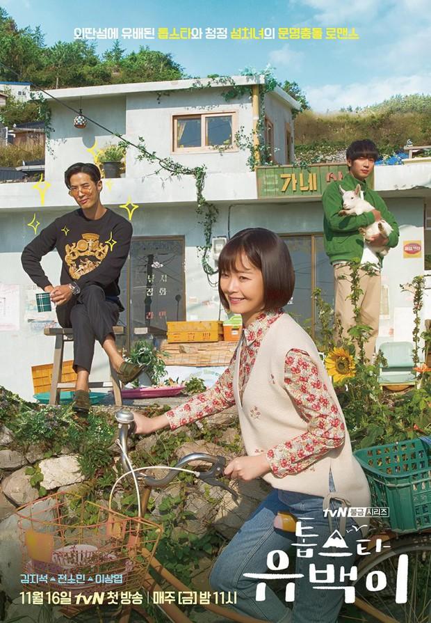 Loạt phim Hàn lên sóng tháng 11: Bàn tiệc đa hương vị chiều lòng mọi fan! (Phần cuối) - Ảnh 2.