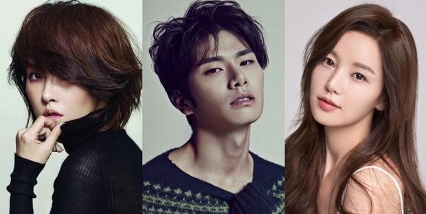 Loạt phim Hàn lên sóng tháng 11: Bàn tiệc đa hương vị chiều lòng mọi fan! (Phần cuối) - Ảnh 4.