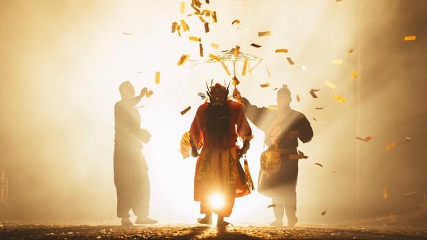 Màn ảnh rộng nửa cuối tháng 11: Sinh vật huyền bí trở lại, quỷ dữ, tội ác tiếp tục hoành hành - Ảnh 6.