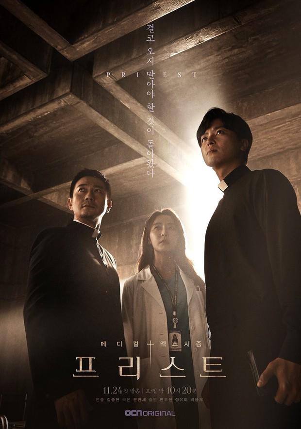Loạt phim Hàn lên sóng tháng 11: Bàn tiệc đa hương vị chiều lòng mọi fan! (Phần cuối) - Ảnh 12.