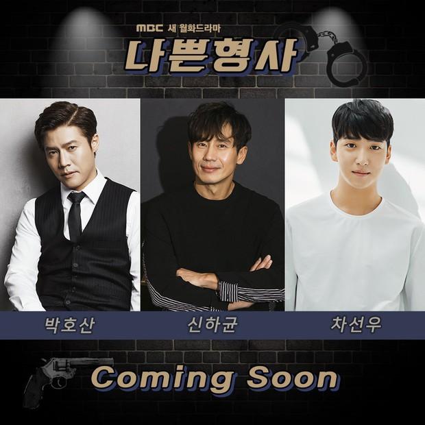Loạt phim Hàn lên sóng tháng 11: Bàn tiệc đa hương vị chiều lòng mọi fan! (Phần cuối) - Ảnh 14.