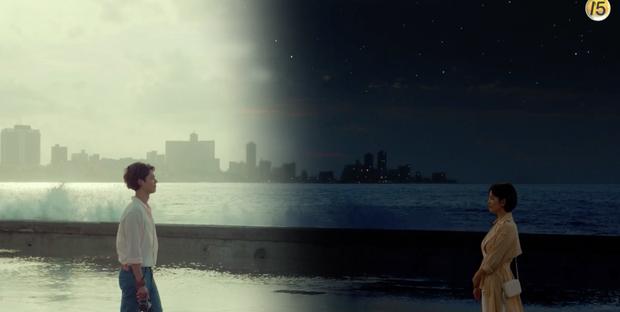Teaser 30 giây Encounter vừa ra lò: Ngày Park Bo Gum đến, lòng Song Hye Kyo mới biết cảnh biển xô sóng trào! - Ảnh 9.