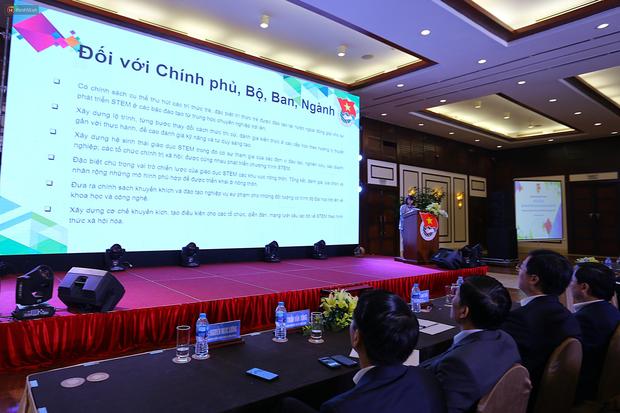 Tiến sĩ người Việt tại Pháp: Giáo dục STEM tạo ra những con người có khả năng làm việc tức thì, cần đưa vào nhà trường giảng dạy sớm - Ảnh 1.