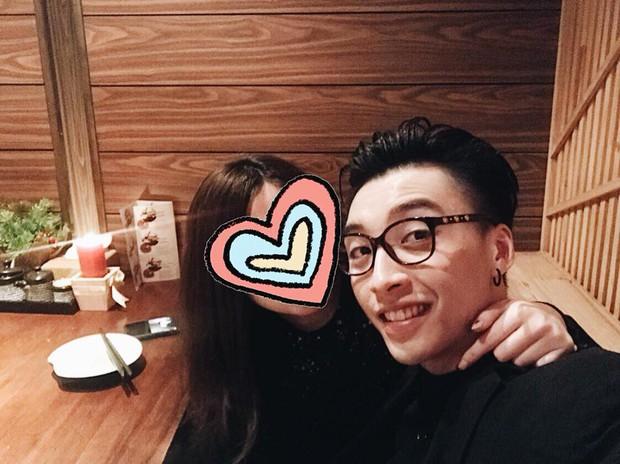 Lộ diện bạn trai An Japan qua bức ảnh hôn môi thắm thiết, thì ra họ đã thân nhau từ 5 năm trước - Ảnh 3.