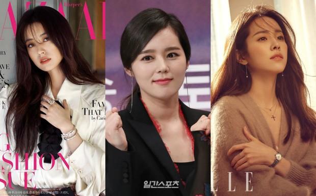 6 cặp đôi chú cháu gây bão showbiz châu Á: Nữ đẹp xuất chúng, nam gia thế khủng, riêng trường hợp cuối ngược lại - Ảnh 3.