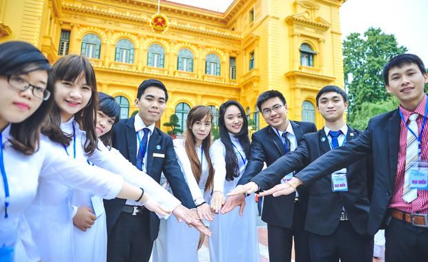 Hội sinh viên Việt Nam công bố 10 hoạt động tiêu biểu nhiệm kỳ 2013 - 2018 - Ảnh 2.