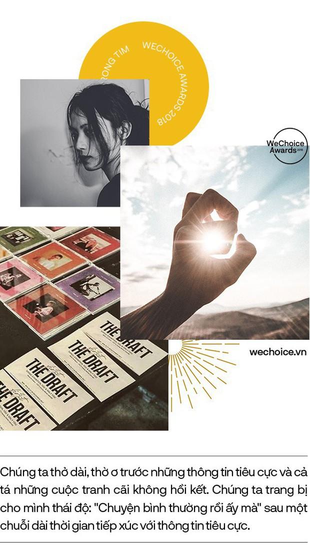 WeChoice Awards - Hành trình lan toả niềm cảm hứng đã đi qua 4 mùa và để lại biết bao nhiêu dấu ấn mạnh mẽ - Ảnh 30.