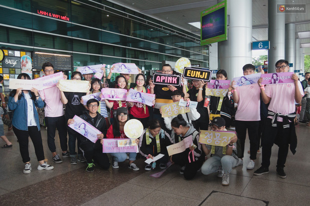 Apink đến Việt Nam cho sự kiện tối nay ở TPHCM - Ảnh 12.