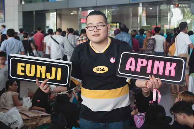 Apink đến Việt Nam cho sự kiện tối nay ở TPHCM - Ảnh 11.
