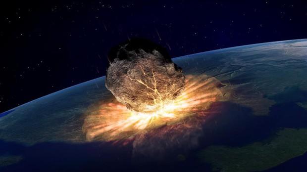 NASA: Tiểu hành tinh sức công phá kinh hoàng có thể đâm vào Trái Đất năm 2023 - Ảnh 1.