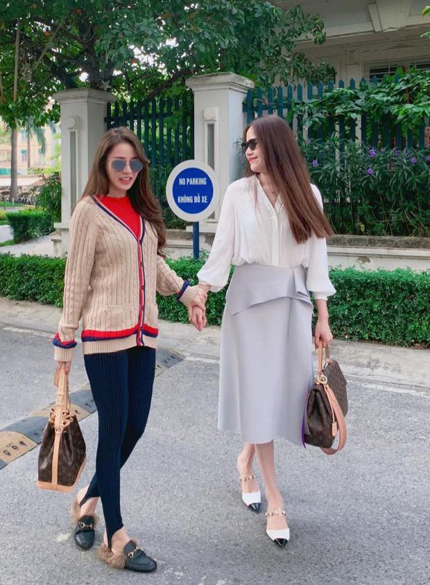 Street style sao: Diệp Lâm Anh vừa sinh xong đã diện ngay đồ khoe dáng, Hương Giang mặc kín đáo vẫn lộ dáng gầy - Ảnh 15.