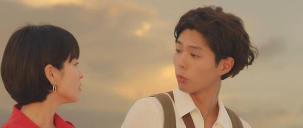 Tất tần tật những màn thả thính cực ngọt giữa chị em Song Hye Kyo - Park Bo Gum trong 2 tập đầu Encounter - Ảnh 3.