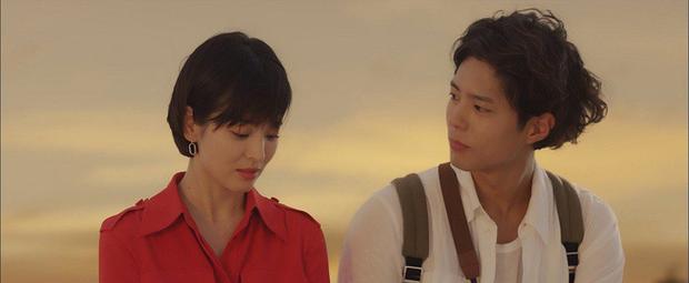 Tất tần tật những màn thả thính cực ngọt giữa chị em Song Hye Kyo - Park Bo Gum trong 2 tập đầu Encounter - Ảnh 4.