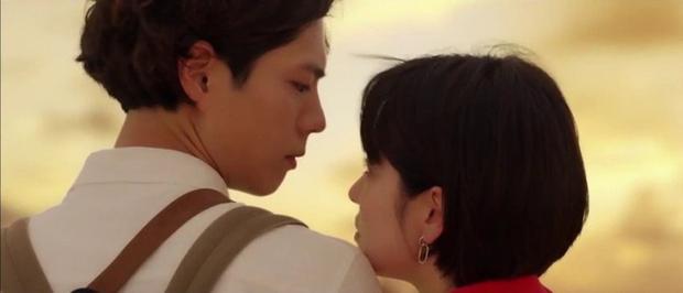 Tất tần tật những màn thả thính cực ngọt giữa chị em Song Hye Kyo - Park Bo Gum trong 2 tập đầu Encounter - Ảnh 7.