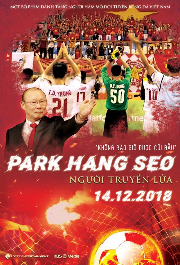 Khoảnh khắc huyền thoại của U23 Việt Nam và HLV Park Hang Seo được làm thành phim tài liệu - Ảnh 2.