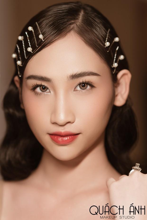 """Quách Ánh make-up: Người rắc """"bụi phép"""" vào các fashion show Việt - Ảnh 2."""