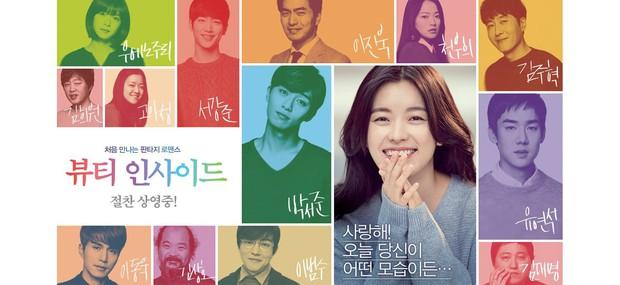 The Beauty Inside - Phim Hàn có nhiều nữ chính nhất mọi thời đại có thua kém bản điện ảnh? - Ảnh 1.