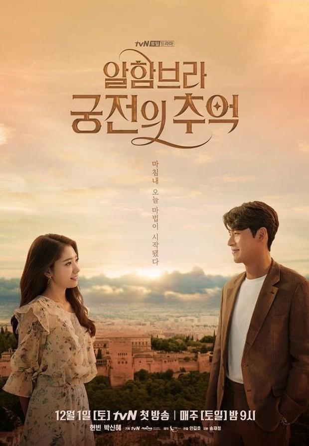 Ngộp thở với dàn sao Hàn toàn dân anh chị trong loạt phim truyền hình đổ bộ mùa cuối năm 2018! - Ảnh 17.