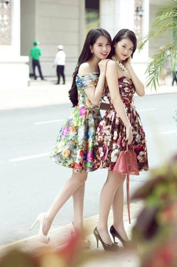 Chuyện không thể ngờ! Tân Hoa hậu Trái đất năm 17 tuổi từng nổi danh với cái tên Ngọc My, em gái kết nghĩa của Ngọc Trinh - Ảnh 8.