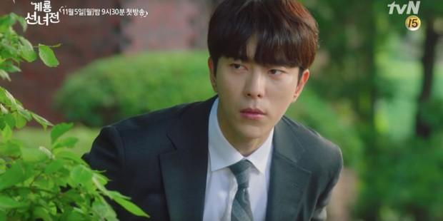 Ngộp thở với dàn sao Hàn toàn dân anh chị trong loạt phim truyền hình đổ bộ mùa cuối năm 2018! - Ảnh 6.