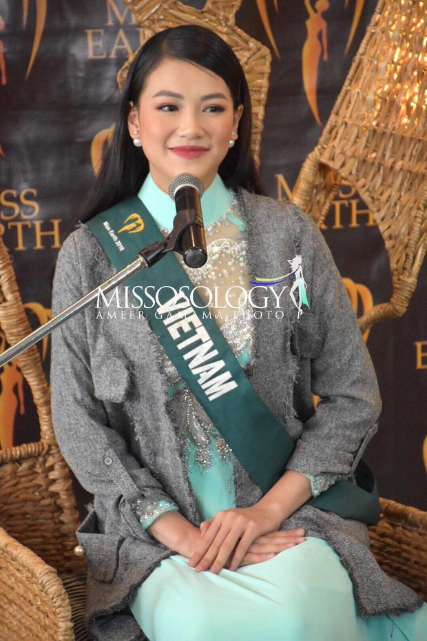 Soi thành tích học tập đỉnh và khám phá trường ĐH xịn như khách sạn của nữ du học sinh Việt vừa đăng quang Miss Earth 2018 - Ảnh 5.