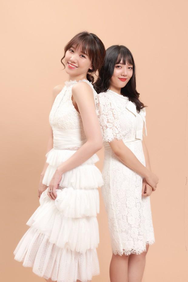 Hai cô em gái ruột của vợ chồng Hari Won - Trấn Thành góp mặt web drama mới Gia Đình Mén - Ảnh 2.