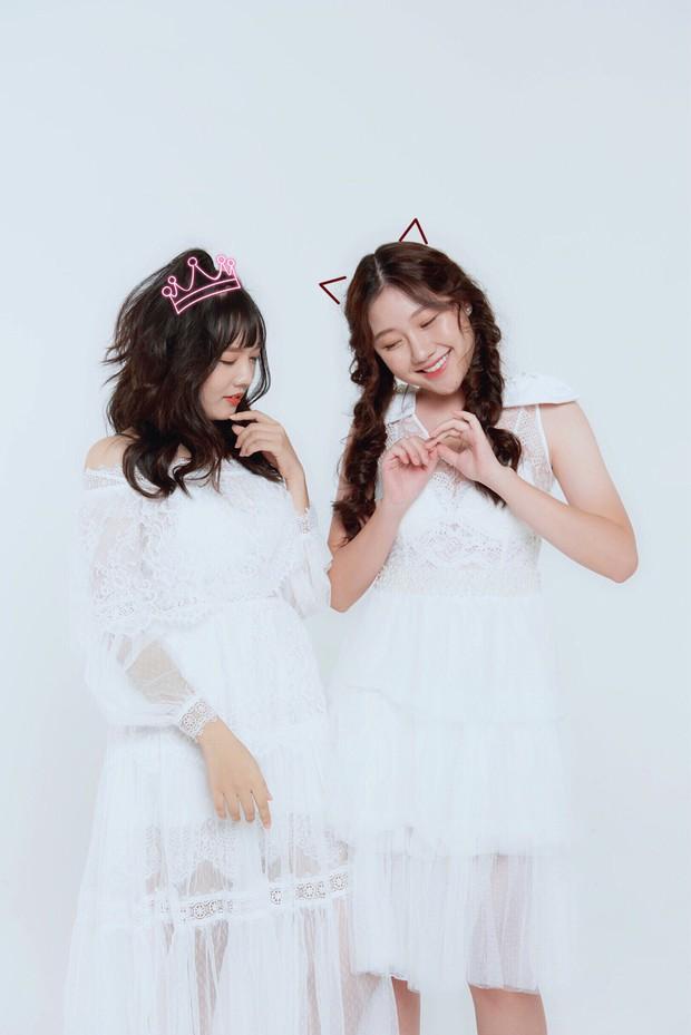 Hai cô em gái ruột của vợ chồng Hari Won - Trấn Thành góp mặt web drama mới Gia Đình Mén - Ảnh 1.