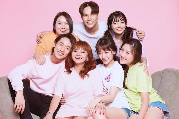 Hai cô em gái ruột của vợ chồng Hari Won - Trấn Thành góp mặt web drama mới Gia Đình Mén - Ảnh 4.