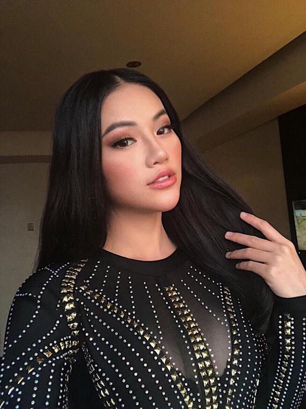 Chuyện không thể ngờ! Tân Hoa hậu Trái đất năm 17 tuổi từng nổi danh với cái tên Ngọc My, em gái kết nghĩa của Ngọc Trinh - Ảnh 2.