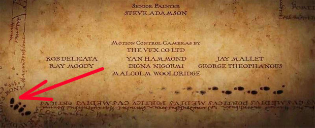 14 tình tiết cực thú vị các nhà làm phim đã giấu trong credit mà chẳng ai phát hiện ra - Ảnh 2.