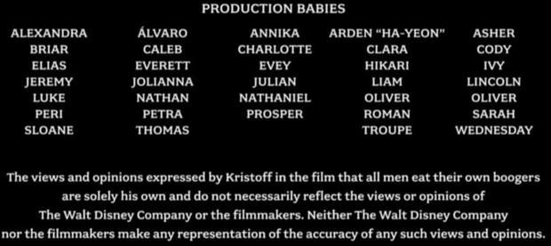 14 tình tiết cực thú vị các nhà làm phim đã giấu trong credit mà chẳng ai phát hiện ra - Ảnh 14.