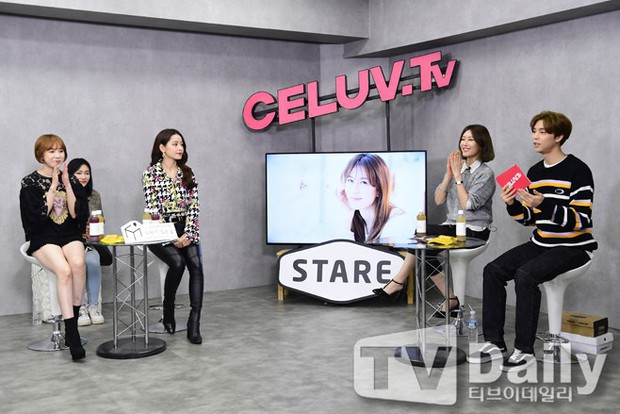 Chi Pu xuất hiện trên chương trình Hàn Quốc: Được mỹ nam nhà SM tỏ tình, diva Hàn khen hết lời vì quá xinh - Ảnh 5.